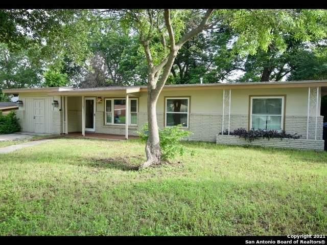 147 Postwood Dr, San Antonio, TX 78228 (MLS #1538537) :: Bexar Team