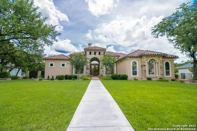 222 Arbor Cir, Shavano Park, TX 78231 (MLS #1538545) :: The Castillo Group