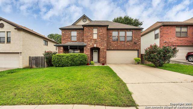 9807 Turquoise Pl, San Antonio, TX 78254 (MLS #1538550) :: Bexar Team