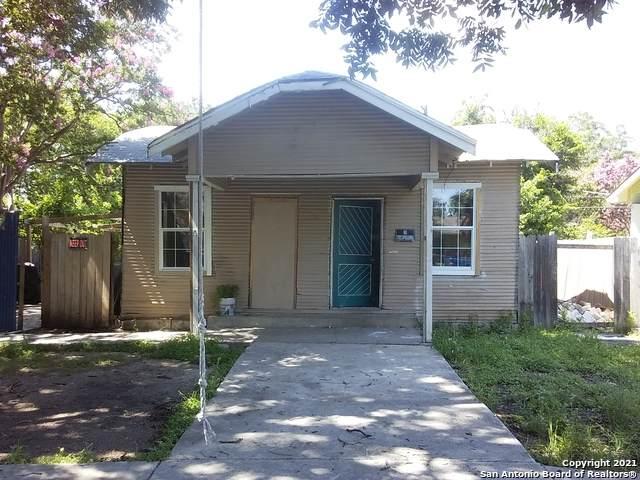 1531 Hermine Blvd, San Antonio, TX 78201 (MLS #1538573) :: Bexar Team