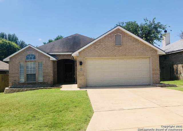 1140 Berry Park, Schertz, TX 78154 (MLS #1538574) :: 2Halls Property Team | Berkshire Hathaway HomeServices PenFed Realty