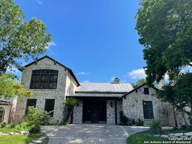 109 Wildrose Ave, Alamo Heights, TX 78209 (MLS #1538585) :: The Lugo Group