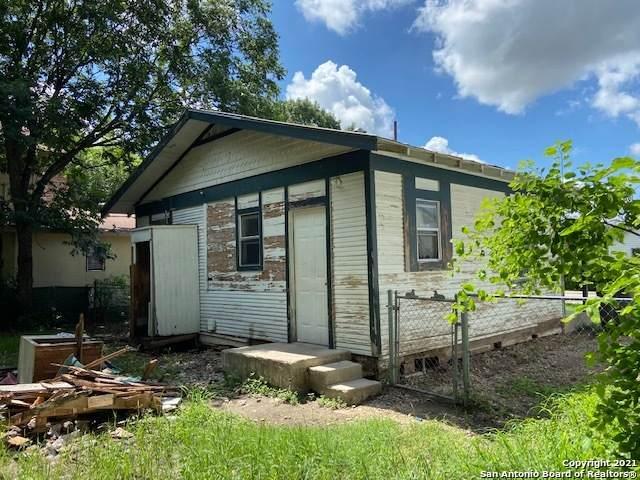 523 Wilcox Ave, San Antonio, TX 78211 (MLS #1538595) :: The Lugo Group