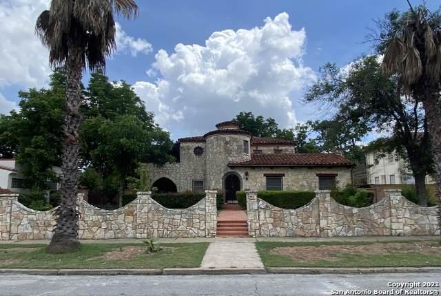 210 Mary Louise Dr, San Antonio, TX 78201 (MLS #1538599) :: The Lugo Group