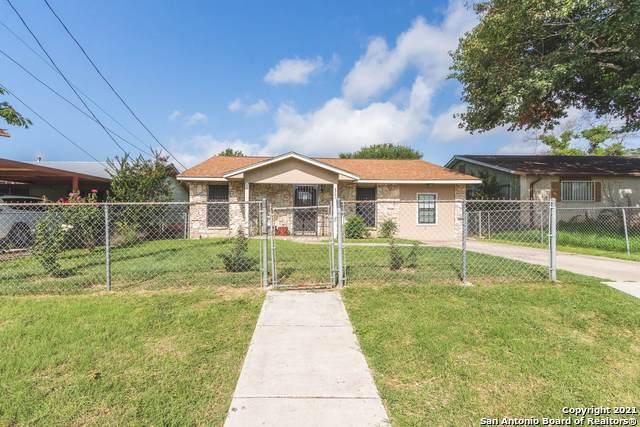 8703 Wilma Jean Dr, San Antonio, TX 78224 (MLS #1538607) :: 2Halls Property Team | Berkshire Hathaway HomeServices PenFed Realty