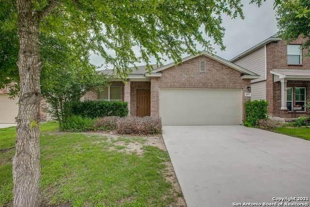 477 Perch Horizon, San Antonio, TX 78253 (MLS #1538609) :: Keller Williams Heritage