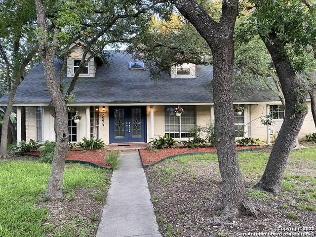 10614 Burr Oak Dr, San Antonio, TX 78230 (MLS #1538613) :: The Lugo Group