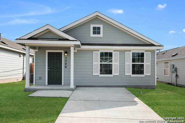 14638 Calaveras Creek, San Antonio, TX 78223 (MLS #1538618) :: Real Estate by Design