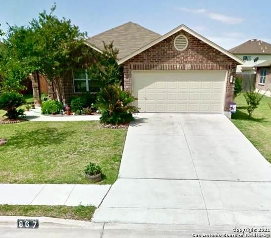 867 Spyglass Dr, New Braunfels, TX 78130 (MLS #1538630) :: Neal & Neal Team