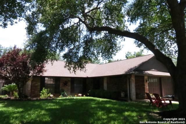 2023 Oak Vista St, San Antonio, TX 78232 (MLS #1538649) :: Concierge Realty of SA