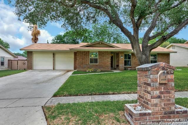 4323 Springview Dr, San Antonio, TX 78222 (MLS #1538663) :: Bexar Team