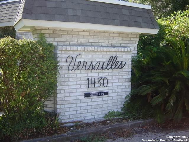 1430 Nacogdoches Rd #7, San Antonio, TX 78209 (MLS #1538685) :: Sheri Bailey Realtor
