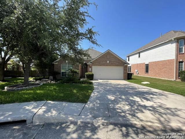 20807 Encino Pebble, San Antonio, TX 78259 (MLS #1538707) :: Beth Ann Falcon Real Estate