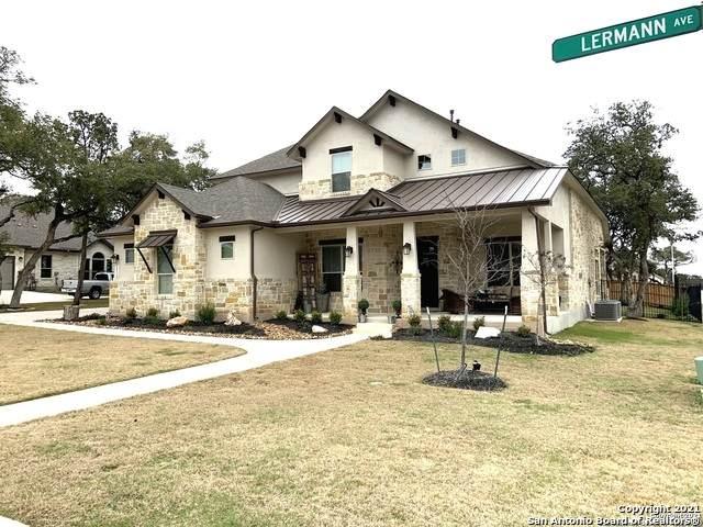2534 Lermann, New Braunfels, TX 78132 (MLS #1538780) :: The Real Estate Jesus Team