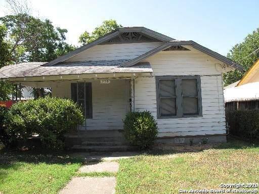 250 W Boyer Ave, San Antonio, TX 78210 (MLS #1538791) :: 2Halls Property Team | Berkshire Hathaway HomeServices PenFed Realty