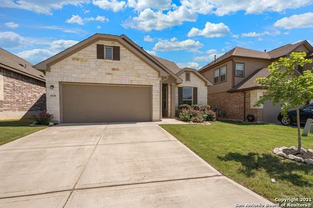 6020 Akin Song, San Antonio, TX 78261 (MLS #1538810) :: 2Halls Property Team | Berkshire Hathaway HomeServices PenFed Realty