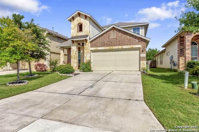 8715 Dove Oak Ln, San Antonio, TX 78254 (MLS #1538830) :: Bexar Team