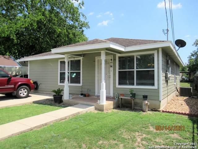 2914 Navajo St, San Antonio, TX 78211 (MLS #1538837) :: Bexar Team