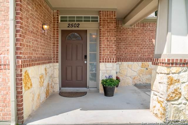 2502 Grayson Way #2502, San Antonio, TX 78232 (MLS #1538841) :: Vivid Realty