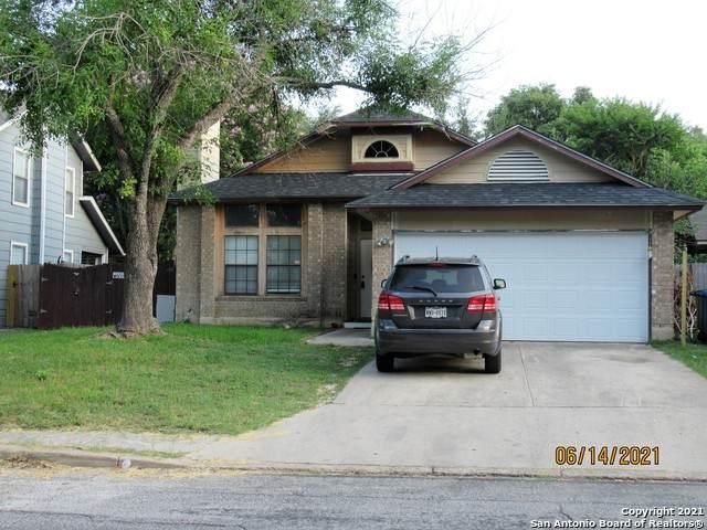 2707 Johnson Grass, San Antonio, TX 78251 (MLS #1538847) :: Real Estate by Design