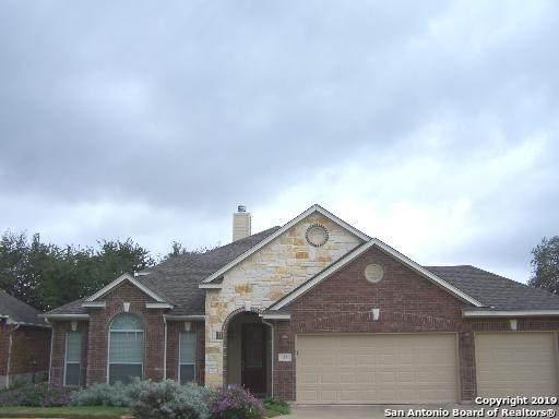 177 Brush Trail Ln, Cibolo, TX 78108 (MLS #1538862) :: Vivid Realty