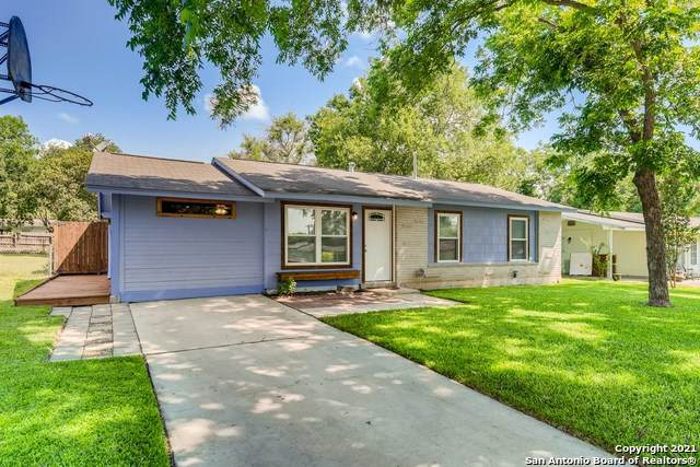 823 Horseshoe Trail, Universal City, TX 78148 (MLS #1538908) :: The Mullen Group | RE/MAX Access
