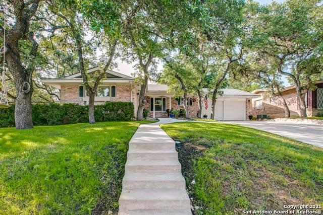 3202 Oneida Dr, San Antonio, TX 78230 (MLS #1538927) :: Beth Ann Falcon Real Estate