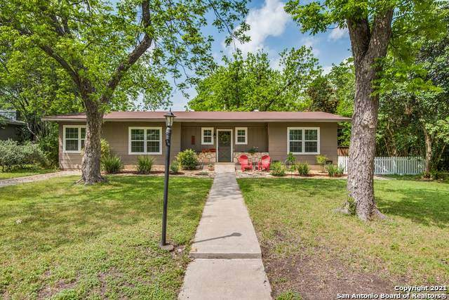 307 Devonshire Dr, San Antonio, TX 78209 (MLS #1538931) :: The Rise Property Group