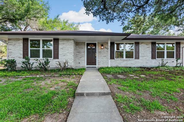 542 Crestway Dr, Windcrest, TX 78239 (MLS #1538932) :: Bexar Team