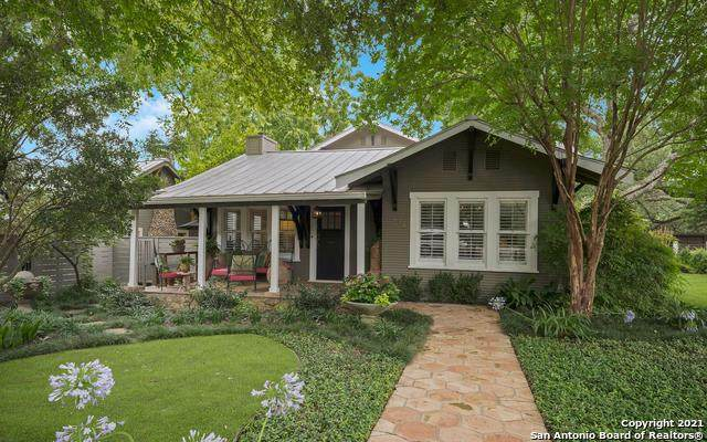 626 Jessamine St, Alamo Heights, TX 78209 (MLS #1538951) :: The Rise Property Group