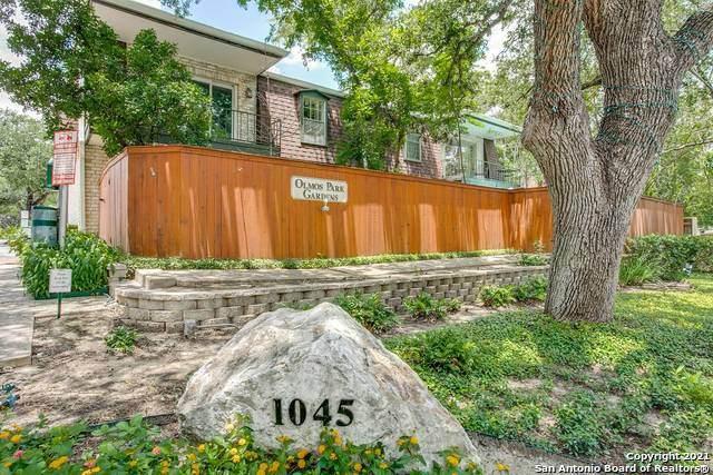 1045 Shook Ave #167, San Antonio, TX 78212 (MLS #1538973) :: Alexis Weigand Real Estate Group