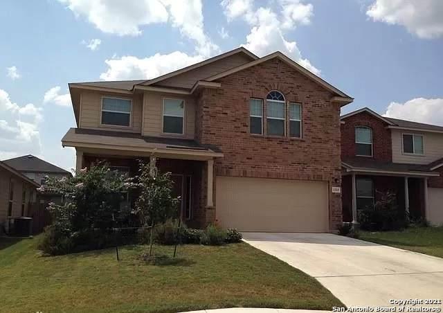 1315 Smoky Fennel, San Antonio, TX 78245 (MLS #1538974) :: Concierge Realty of SA