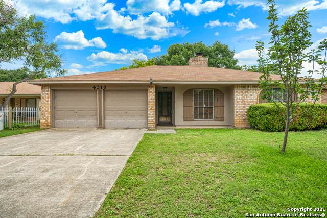 4318 Valleybrook, San Antonio, TX 78238 (MLS #1539004) :: Real Estate by Design