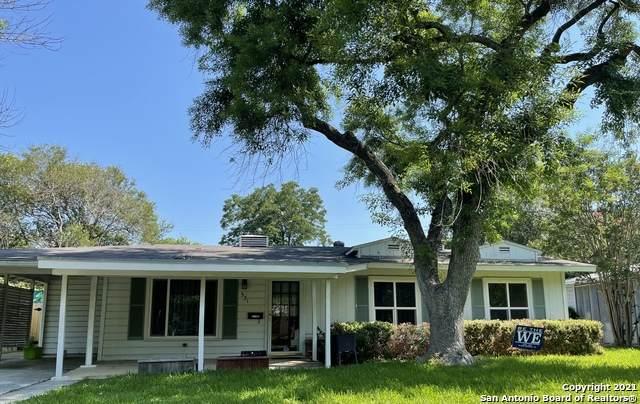 531 Brightwood Pl, San Antonio, TX 78209 (MLS #1539021) :: Vivid Realty