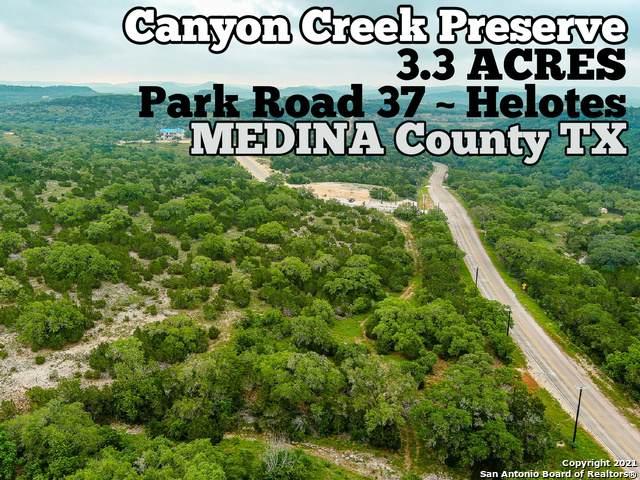 LOT 43 Park Road 37, Helotes, TX 78023 (MLS #1539024) :: Neal & Neal Team