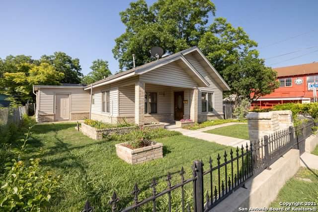 650 Ruiz St, San Antonio, TX 78207 (MLS #1539026) :: Bexar Team
