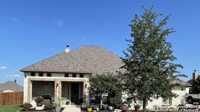 10314 Ivy Horn, Schertz, TX 78154 (MLS #1539028) :: Tom White Group