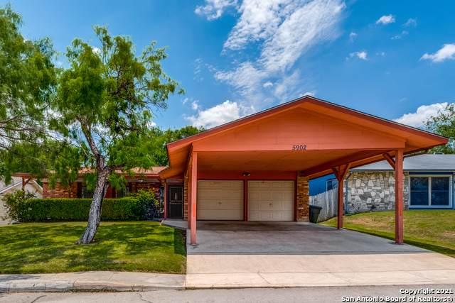 5902 Bowsprit St, San Antonio, TX 78242 (MLS #1539032) :: Real Estate by Design