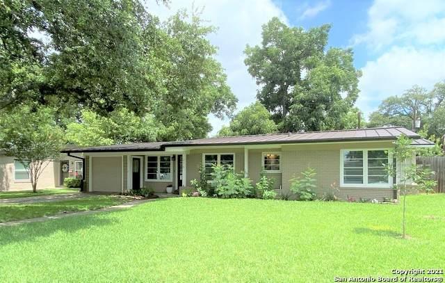 215 Ridgehaven Pl, San Antonio, TX 78209 (MLS #1539043) :: The Rise Property Group