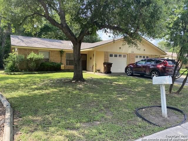 232 West St, New Braunfels, TX 78130 (MLS #1539074) :: Williams Realty & Ranches, LLC