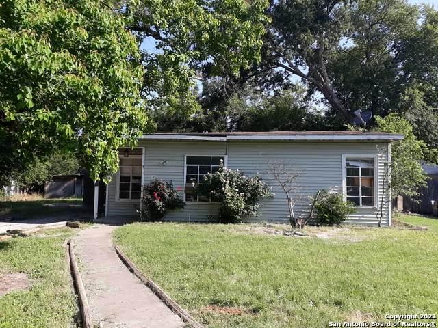155 E Hutchins Pl, San Antonio, TX 78221 (MLS #1539093) :: The Lopez Group