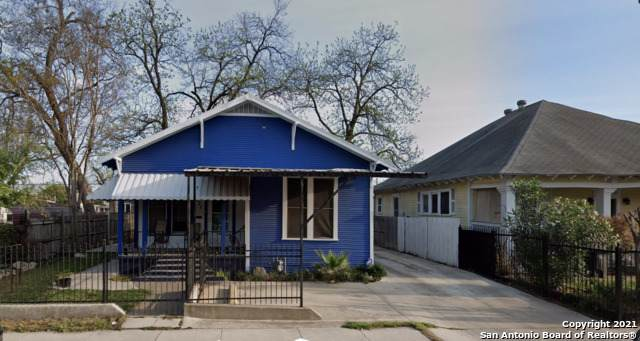1431 Montana St, San Antonio, TX 78203 (#1539107) :: The Perry Henderson Group at Berkshire Hathaway Texas Realty