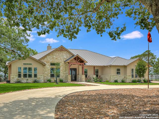 1225 Libby Lookout, Canyon Lake, TX 78133 (MLS #1539120) :: Neal & Neal Team