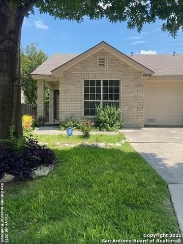 6826 Bluegrass Run, San Antonio, TX 78240 (MLS #1539136) :: Exquisite Properties, LLC