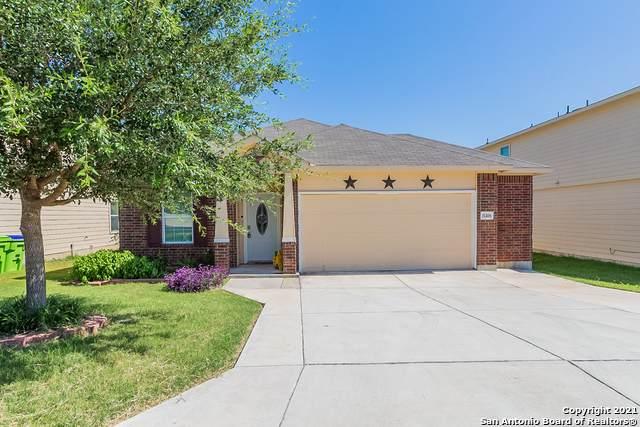 11406 Garden Falls, San Antonio, TX 78245 (MLS #1539147) :: The Real Estate Jesus Team