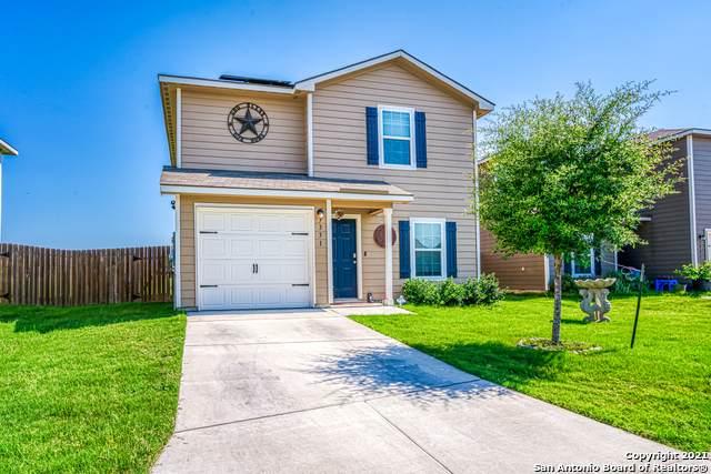 7331 Turnbow, San Antonio, TX 78252 (MLS #1539162) :: Beth Ann Falcon Real Estate