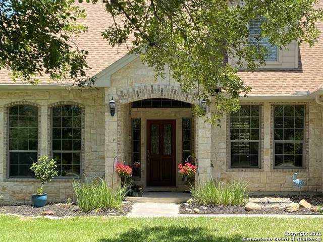 508 Rose Branch Dr, La Vernia, TX 78121 (MLS #1539170) :: The Rise Property Group
