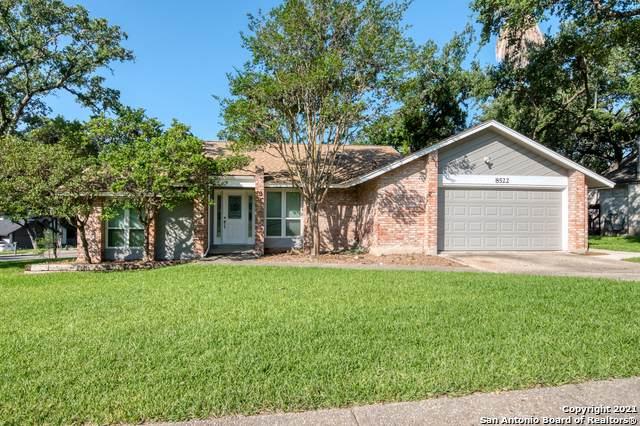 8522 Wickersham St, San Antonio, TX 78254 (MLS #1539178) :: BHGRE HomeCity San Antonio