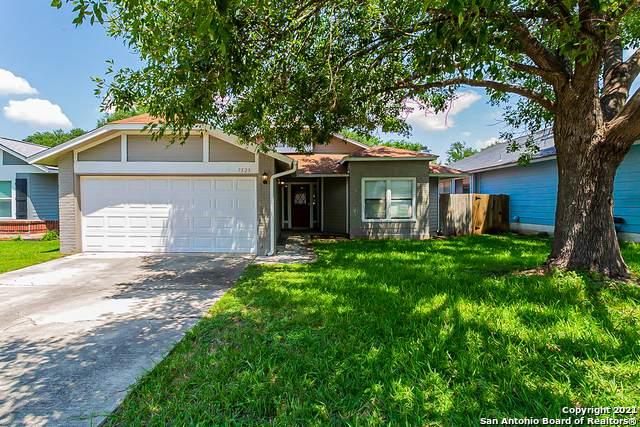 7523 Longing Trail, San Antonio, TX 78244 (MLS #1539189) :: The Real Estate Jesus Team