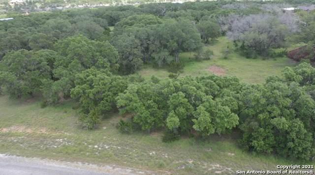 LOT 543 Buckskin Trl, Bandera, TX 78003 (MLS #1539193) :: Carter Fine Homes - Keller Williams Heritage